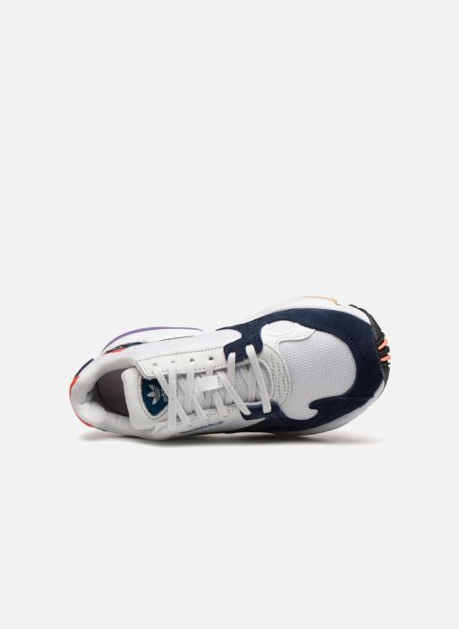 Sneakers adidas originals Falcon W Wit links