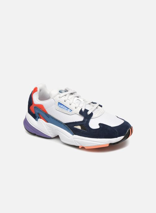 Sneakers adidas originals Falcon W Wit detail