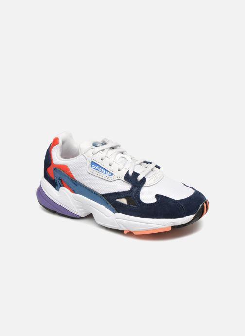 buy popular 70dc8 6ed79 Sneakers adidas originals Falcon W Hvid detaljeret billede af skoene