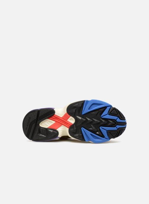 Sneakers Adidas Originals Falcon W Goud en brons boven