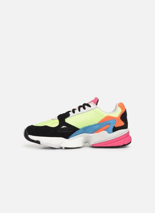 Sneakers adidas originals Falcon W Multicolore immagine frontale