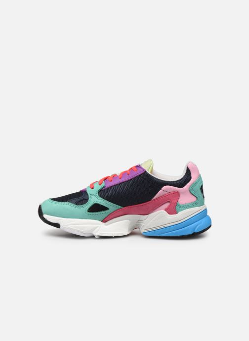 adidas originals Falcon W (Multicolore) Baskets chez