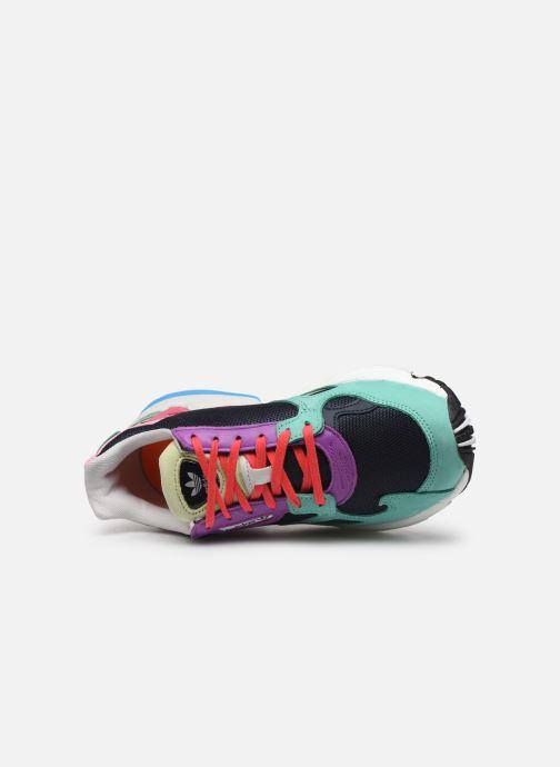 adidas originals Falcon W (Multicolore) Baskets chez