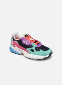 adidas originals Falcon W (Multicolore) - Baskets chez ...
