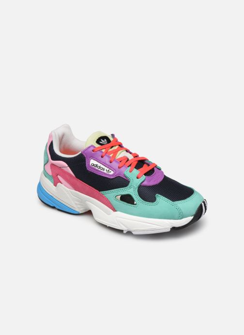 ADIDAS ORIGINALS CHAUSSURES Falcon Baskets Femme Multicolore