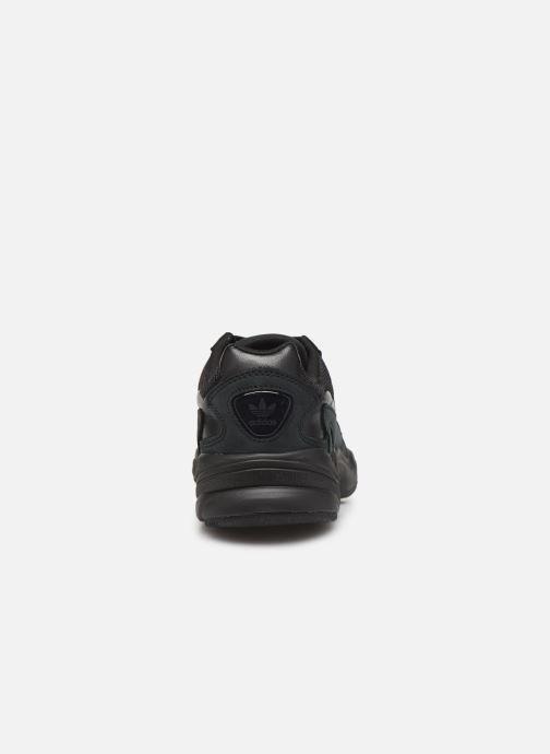 Sneakers adidas originals Falcon W Nero immagine destra