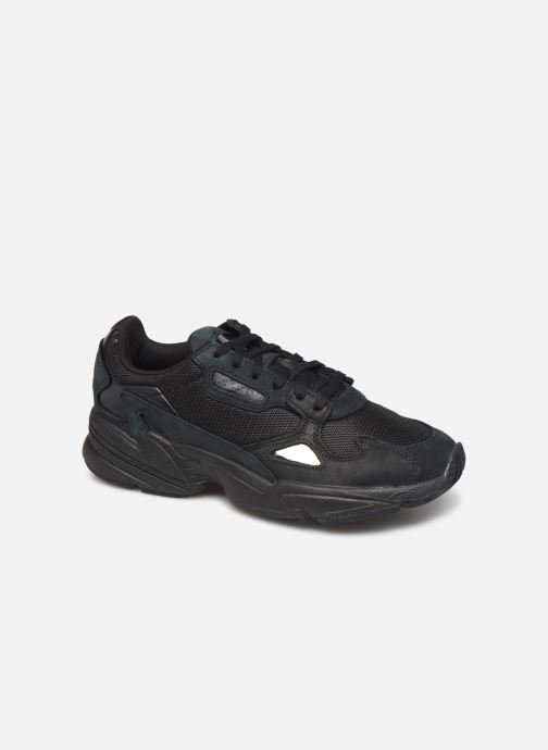 Sneakers adidas originals Falcon W Zwart detail