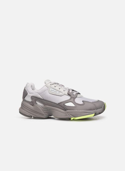 Sneaker adidas originals Falcon W grau ansicht von hinten