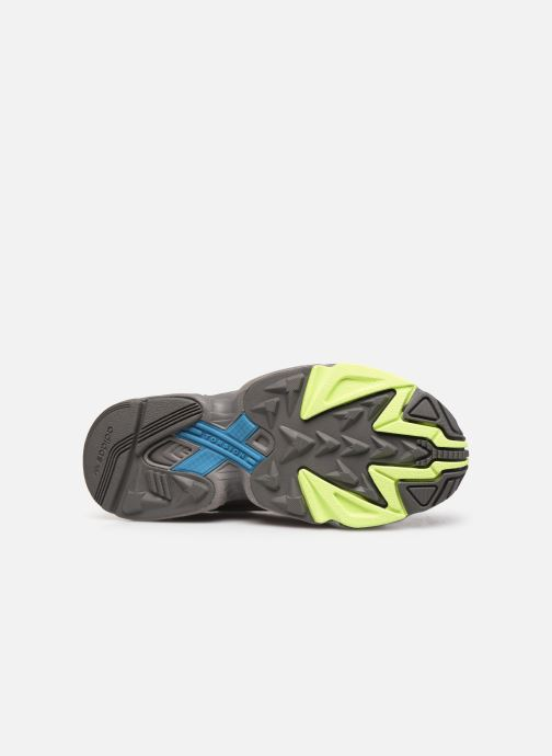 Sneaker adidas originals Falcon W grau ansicht von oben