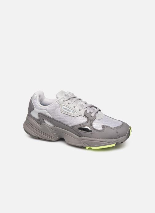 Sneaker adidas originals Falcon W grau detaillierte ansicht/modell