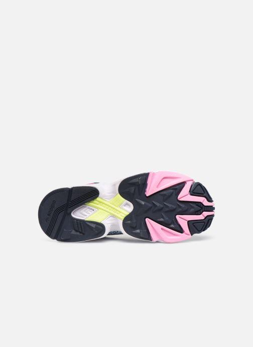 Sneakers adidas originals Falcon W Blauw boven