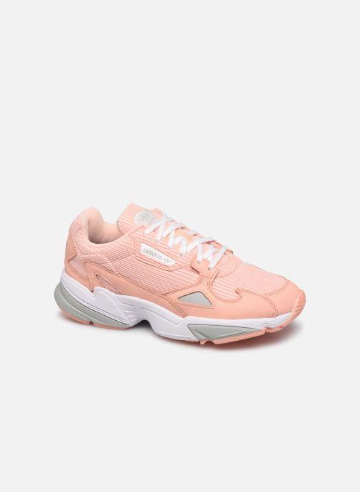 Sneaker adidas originals Falcon W rosa detaillierte ansicht/modell