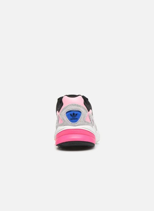 Sneakers adidas originals Falcon W Multicolor rechts