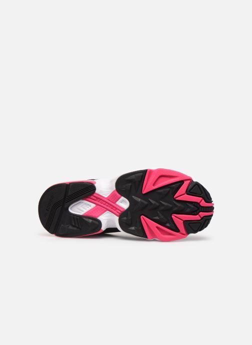 Sneakers adidas originals Falcon W Nero immagine dall'alto