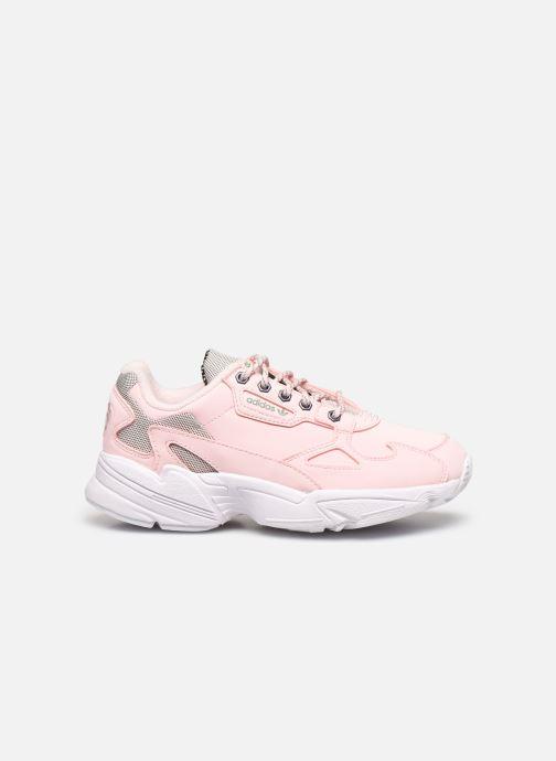 Sneaker adidas originals Falcon W rosa ansicht von hinten