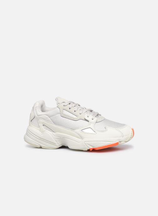 Sneakers adidas originals Falcon W Grijs achterkant