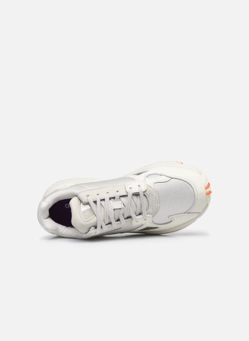 Sneakers adidas originals Falcon W Grijs links