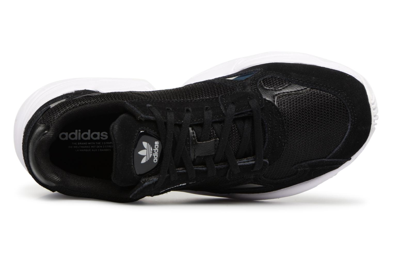 Sneakers Adidas Originals Falcon W Zwart links