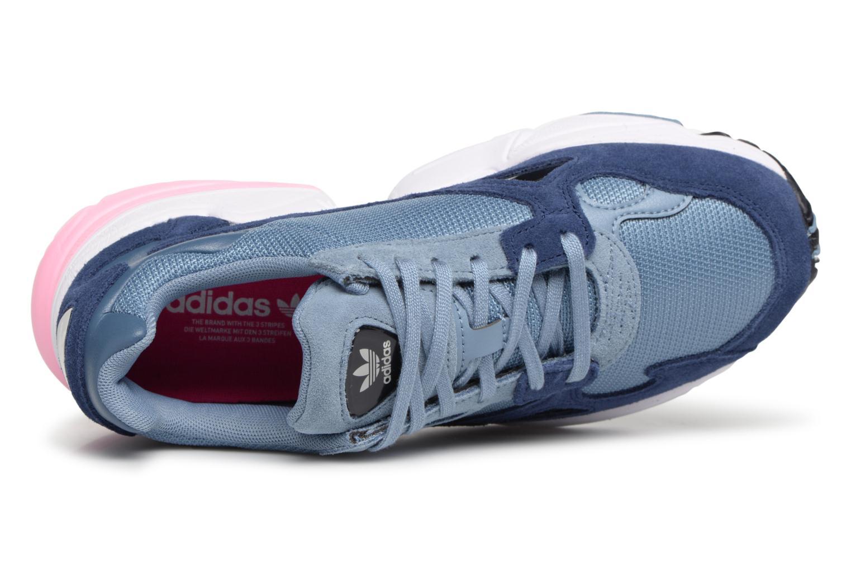 Sneakers Adidas Originals Falcon W Grigio immagine sinistra