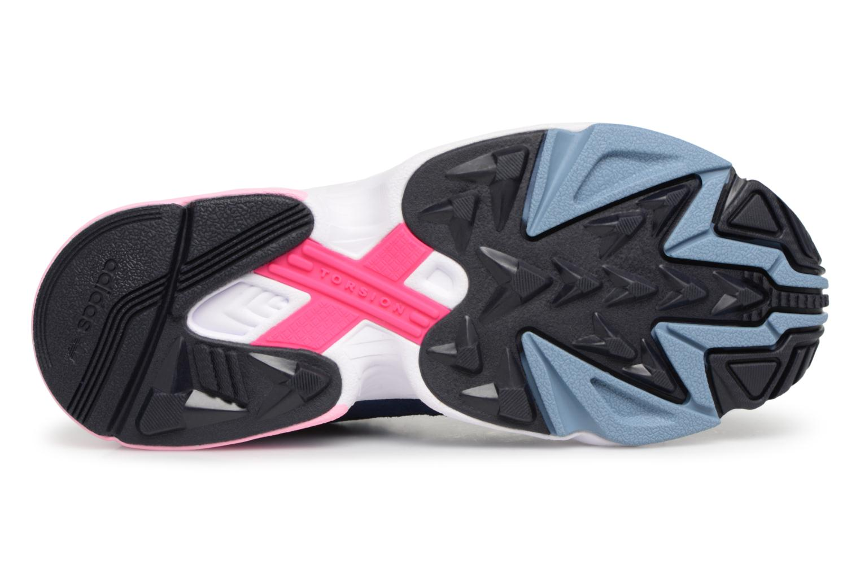 Sneakers Adidas Originals Falcon W Grigio immagine dall'alto