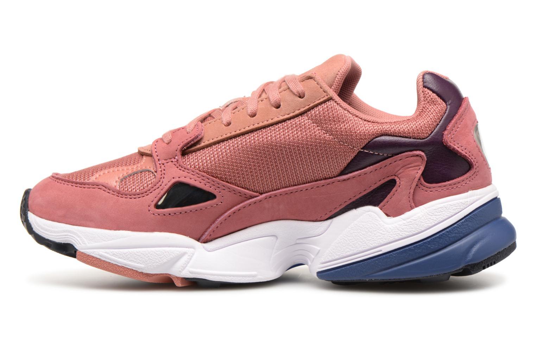Baskets Adidas Originals Falcon W Rose vue face