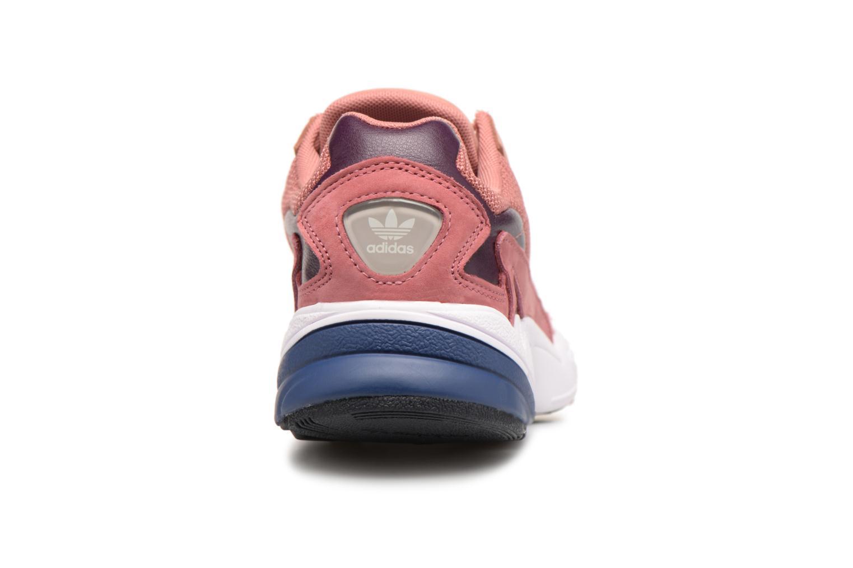 info for 755fe 96597 ... Adidas Originals Falcon W (Rose) - Baskets chez chez chez 6996fa ...