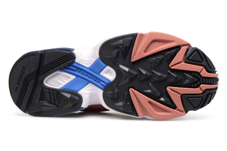 info for 90f7f 21bbb ... Adidas Originals Falcon W (Rose) - Baskets chez chez chez 6996fa