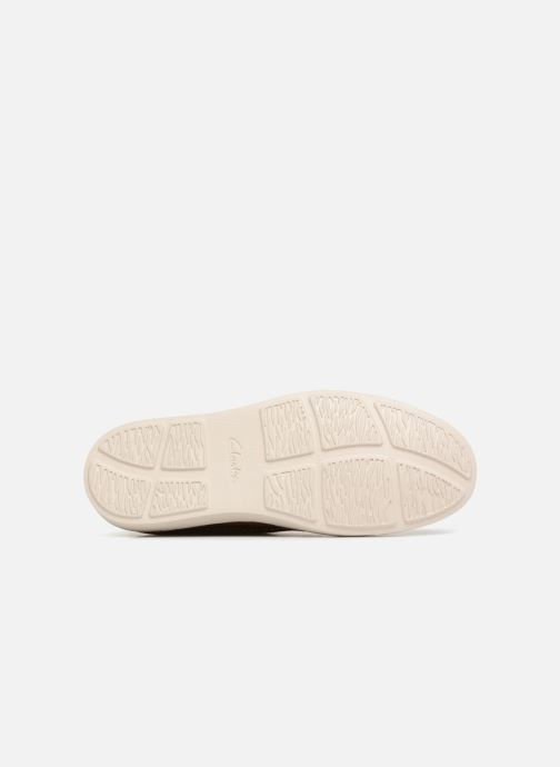 Lace-up shoes Clarks Gosler Edge Beige view from above