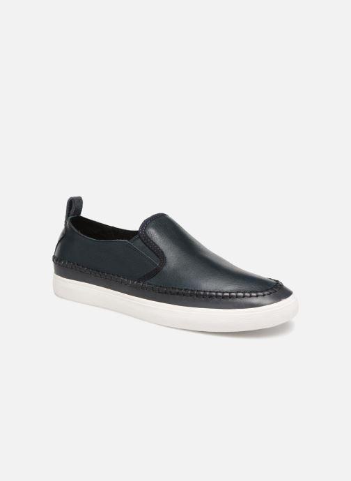 Sneakers Clarks Kessell Slip Blauw detail