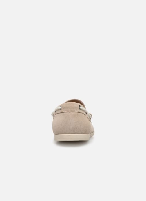 Loafers Clarks Morven Sun Beige view from the right