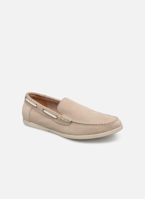 Loafers Clarks Morven Sun Beige detaljeret billede af skoene