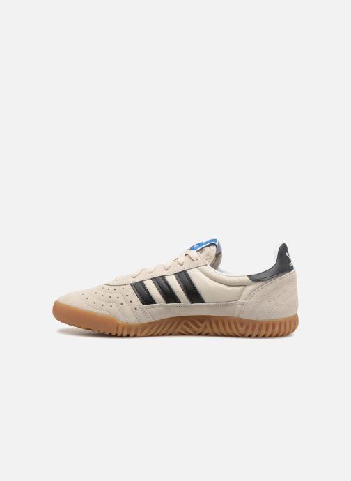 Sneakers adidas originals Indoor Super Beige immagine frontale