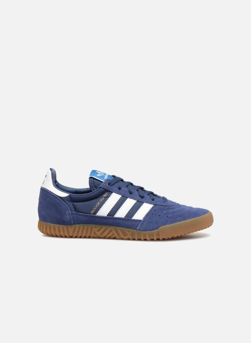 Trainers adidas originals Indoor Super Blue back view