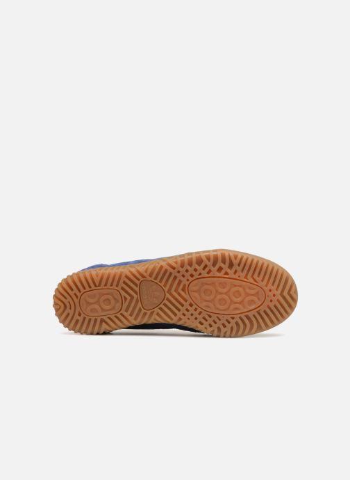 Sneaker adidas originals Indoor Super blau ansicht von oben
