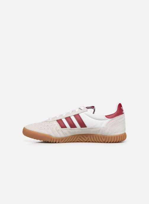 Baskets adidas originals Indoor Super Beige vue face