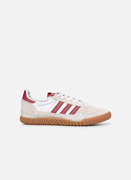 Baskets adidas originals Indoor Super Beige vue derrière