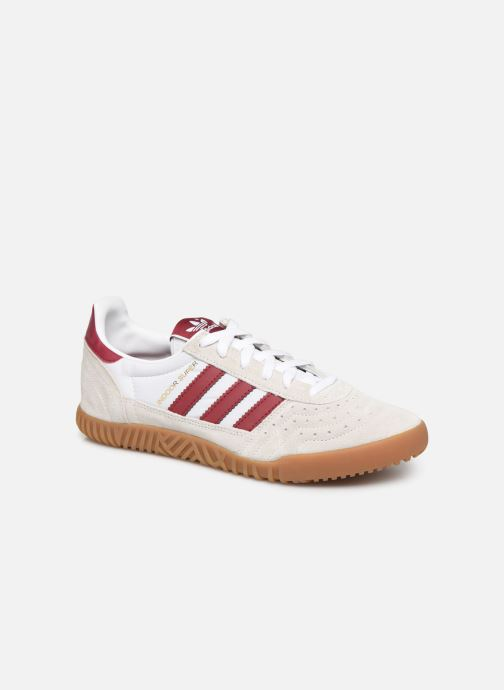 Baskets adidas originals Indoor Super Beige vue détail/paire