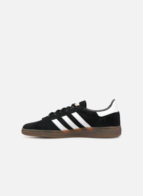 Sneakers adidas originals Handball Spezial Zwart voorkant