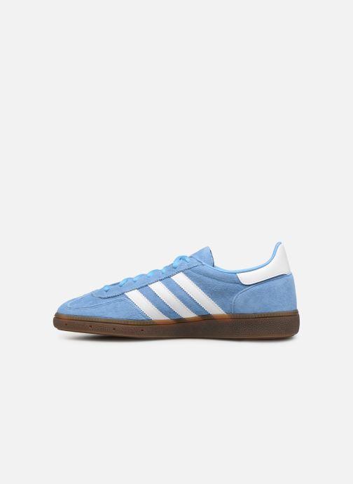 Sneaker adidas originals Handball Spezial blau ansicht von vorne