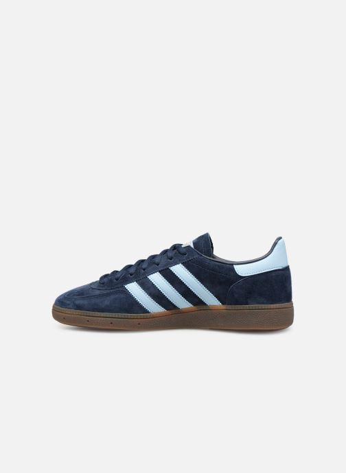 Sneakers adidas originals Handball Spezial Blauw voorkant