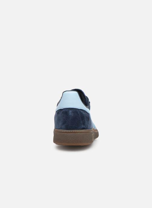 Sneakers adidas originals Handball Spezial Blauw rechts