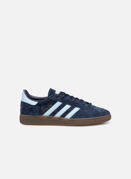 Sneakers adidas originals Handball Spezial Blauw achterkant