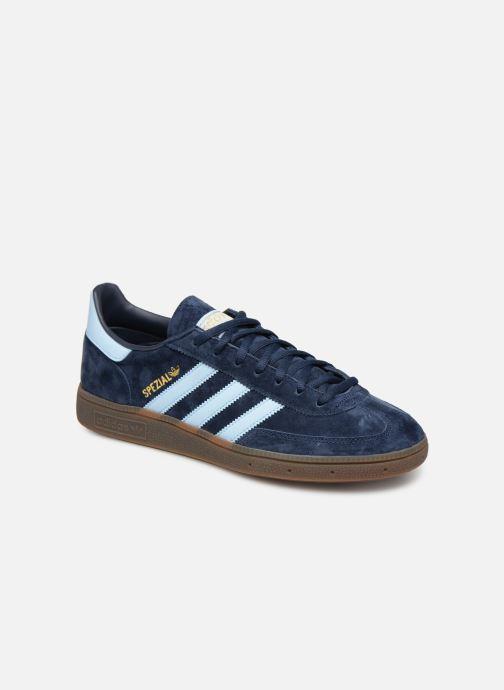 Sneakers adidas originals Handball Spezial Blauw detail