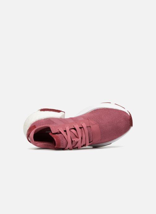 Sneaker adidas originals Pod-S3.1 W rosa ansicht von links