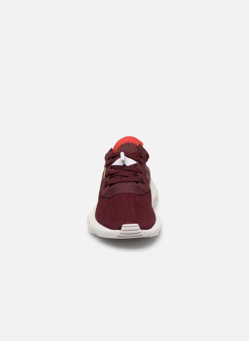 Sneakers adidas originals Pod-S3.1 W Vinröd bild av skorna på