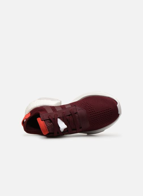 Baskets adidas originals Pod-S3.1 W Bordeaux vue gauche