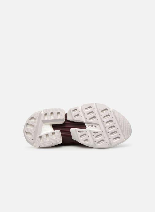 Sneakers adidas originals Pod-S3.1 W Vinröd bild från ovan