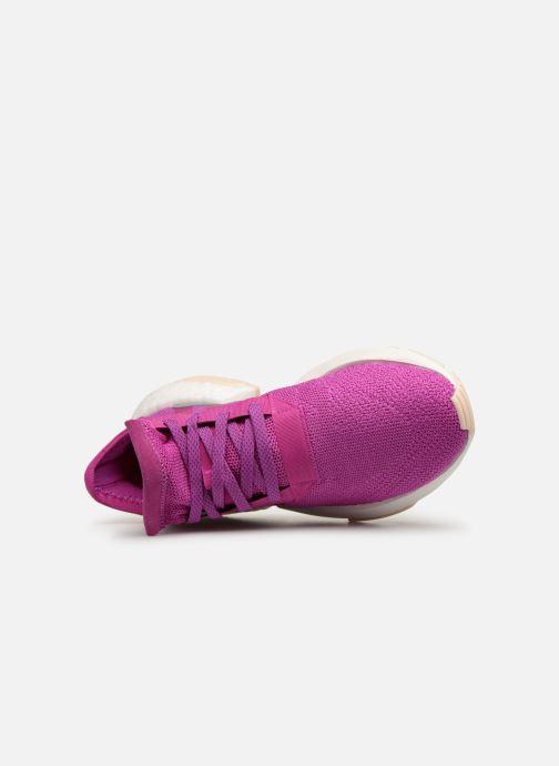 Baskets adidas originals Pod-S3.1 W Violet vue gauche