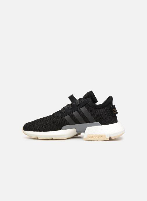 Sneaker adidas originals Pod-S3.1 W schwarz ansicht von vorne