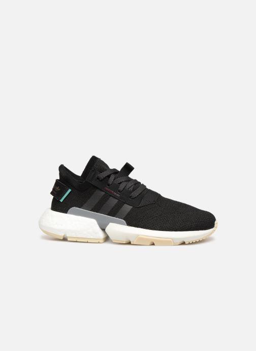 Sneakers adidas originals Pod-S3.1 W Svart bild från baksidan